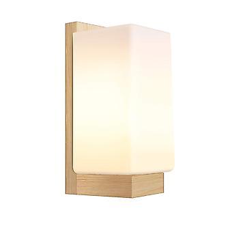 Wooden wall light for living room dt7138
