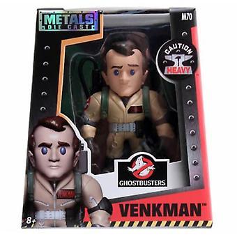 Ghostbusters Peter Venkman 4 tum Diecast Figur M70 Jada