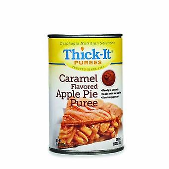Thick-It Puree Thick-It 15 oz. Container Can Caramel Apple Pie Flavor Ready to Use Puree Consistency, 1 Each