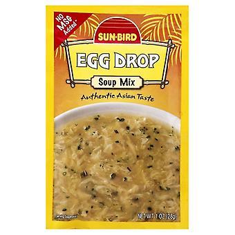 Sunbird Mix Soup Egg Drop, Case of 24 X 1 Oz