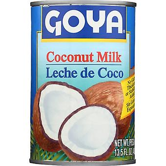 Goya Coconut Milk, Case of 24 X 13.5 Oz