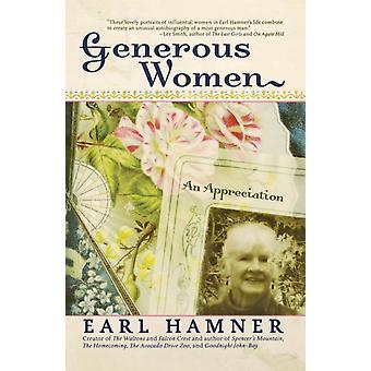 Generous Women by Earl Hamner