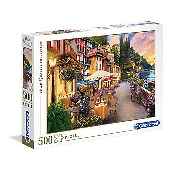 Clementoni Monte Rosa Dreaming Hochwertiges Puzzle (500 Teile)