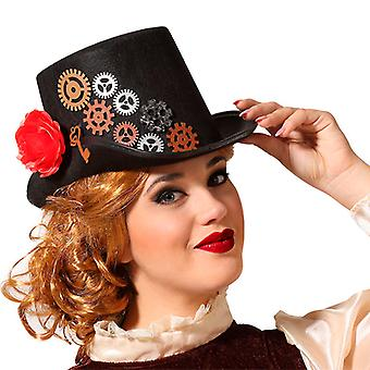 Cappello Steampunk Nero