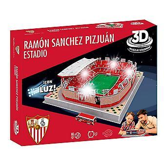 3D Puzzle Ramón Sánchez Pizjuan Sevilla Fútbol Club Stadium