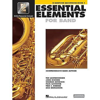 Wesentliche Elemente für Band - Buch 1 mit Eei