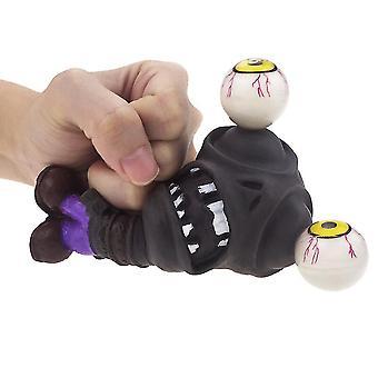 Oog knallende zombie pop grappige angst relief speelgoed voor kinderen