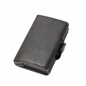 Automatic card holder