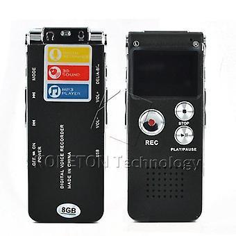 16GB digitální hlasový rekordér Profesionální přenosné stereofonní nahrávací pero Mini Digital for Business