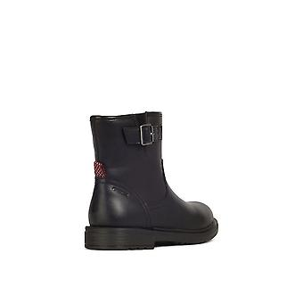 Geox Girls Eclair Ankle Boots