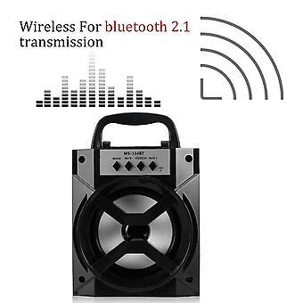 רמקול אלחוטי של רמקול Bluetooth אלחוטי המוחזק ביד Ms-134bt