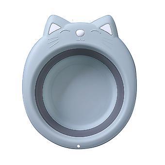 Tpr القط نوع حوض قابل للطي المحمولة