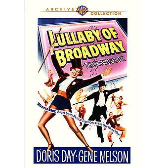 Vuggevise af Broadway - vuggevise af Broadway [DVD] USA import
