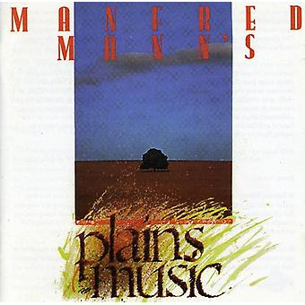 Manfred Mann - Plains Music [CD] USA import