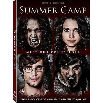 Sommerlejr [DVD] USA importerer