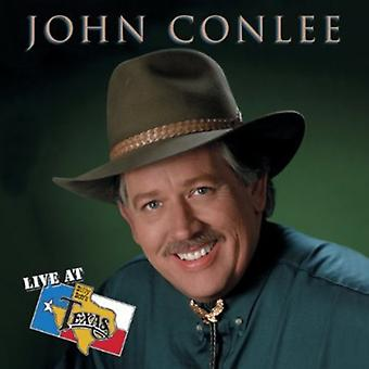 John Conlee - Live at Billy Bob's Texas [CD] USA import