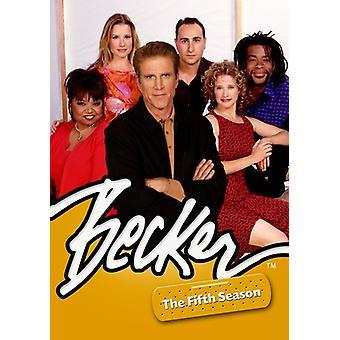 Becker: Season 5 [DVD] USA import