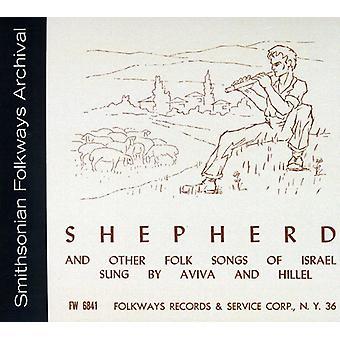 Hillel & Aviva - Shepherd & Other Folk Songs of Israel [CD] USA import