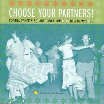 Choisissez vos partenaires-Contra - choisir vos partenaires-Contra Da [CD] USA import