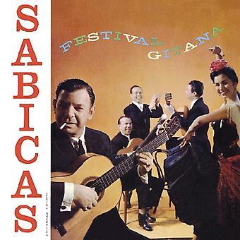 Sabícas - Festival Gitana [CD] USA importeren