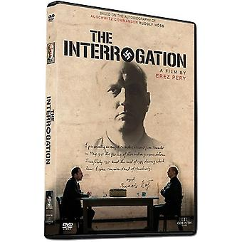 Interrogation [DVD] USA import