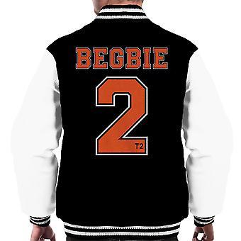 Trainspotting T2 Begbie Number 2 Men's Varsity Jacket