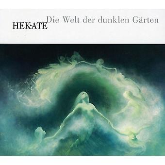 Hekate - Die Welt Der Dunklen Gsrten [CD] USA import