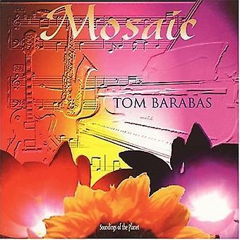 Tom Barabas - Mosaic [CD] USA import