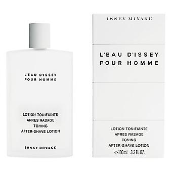 Issey Miyake L'Eau d'Issey Pour Homme Toning Aftershave Lotion 100ml