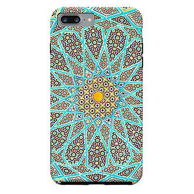 ArtsCase Designers Cases Mandala for Tough iPhone 8 Plus / iPhone 7 Plus