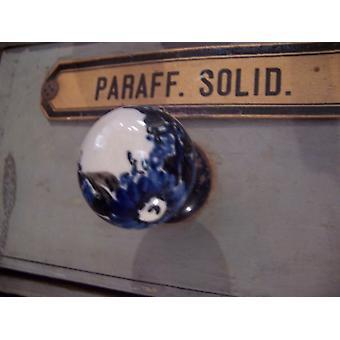 Meubels knop, 3,5 cm hoog, Ø 3,5 cm, unieke 2 - BSN 2439
