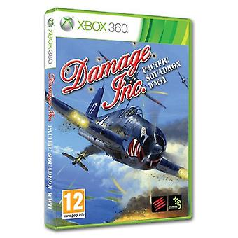 Damage Inc.  Pacific Squadron WWII (Xbox 360)-ny