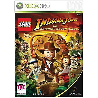 LEGO Indiana Jones (Xbox 360)-fabriek verzegeld
