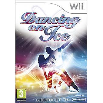 Dancing on Ice (Nintendo Wii) - Como Novo
