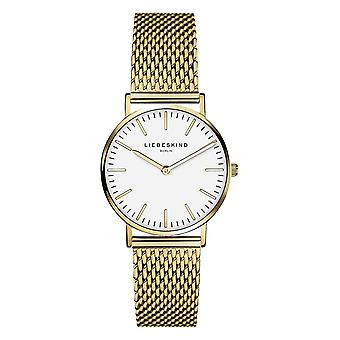 LIEBESKIND BERLIN ladies watch wristwatch stainless steel LT-0080-MQ