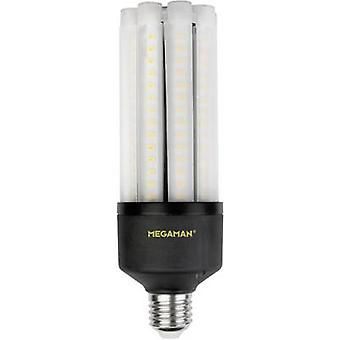 Megaman MM60724 LED (monochrome) EEC A+ (A++ - E) E27 Rod 27 W = 50 W Cool white (Ø x L) 63 mm x 188 mm 1 pc(s)