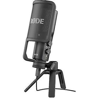 RODE NT mikrofonów USB USB studio mikrofon przewodowe z przewodem, Podstawka
