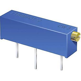 Bourns 3006P-1-101LF Trimming Potentiometer THT 3006P 0.75W Horizontal