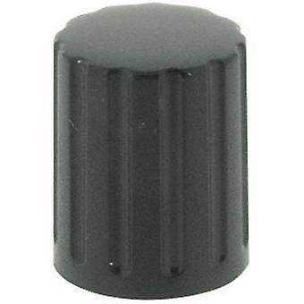 Alpy DK13-164/A. 6:4,5 otočný knoflík pro kodér s plastovým knoflíkem na plastikový hřídel-