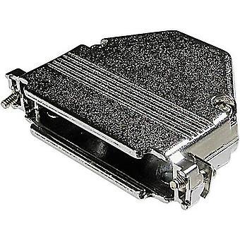 ASSMANN WSW AGP 25 G-METALL AGP 25 G-METALL D-SUB alloggiamento Numero di pin: 25 Metallo 180 ° Argento 1 pc