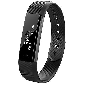Fitness bands for Android and iOS-Black