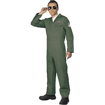 Aviator Costume, Chest 46