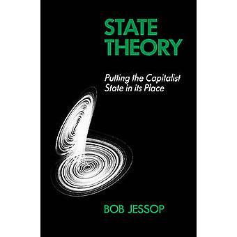 Теория положения - Класть капиталистическое положение в своем месте Bob Jessop
