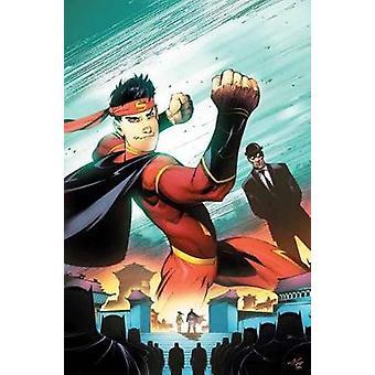 New Super-Man Vol. 2 Coming To America (Rebirth) by Gene Luen Yang -