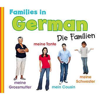 Familles en allemand - Die Familien par Daniel Nunn - livre 9781406250879