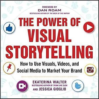 Kraften i visuellt berättande: Hur att använda grafik, video och sociala medier för att marknadsföra ditt varumärke