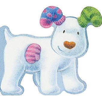 Die Snowdog Form Board [Pappband]