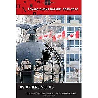 O Canadá entre as nações: Como os outros nos veem