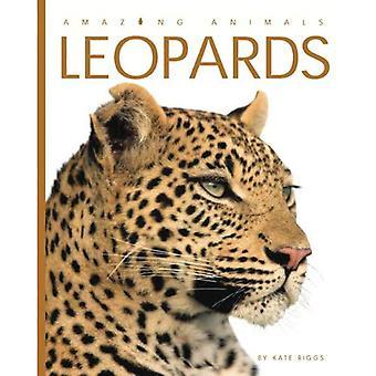 Fantastiska djur: leoparder