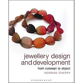 Smykkedesign og utvikling: fra konsept til objekt